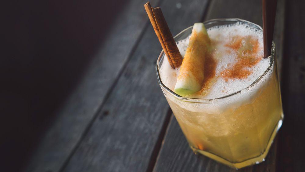 Spirit Bear Cider Martini
