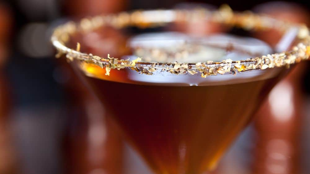 Spirit Bear Espresso Martini