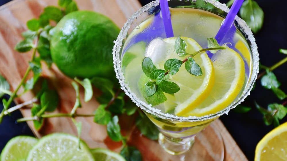 Spirit Bear Lavender Martini