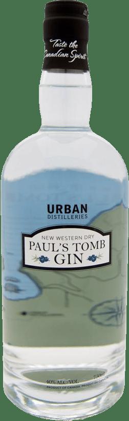 Urban Distilleries Paul's Tomb Gin