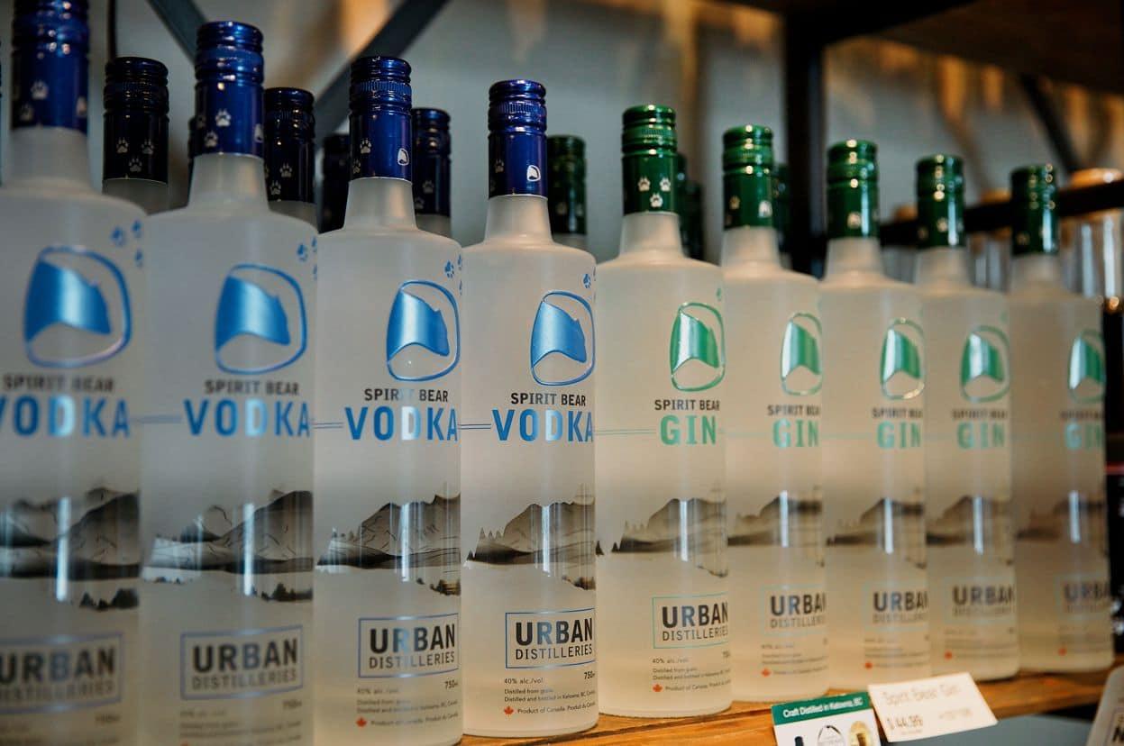 Urban Distilleries retail